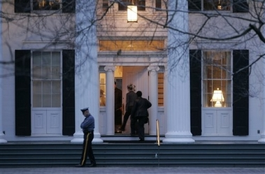 New Jersey governor'smansion