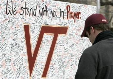 VT memorialwall