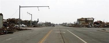 Greensburg, Kansas May 5,2007
