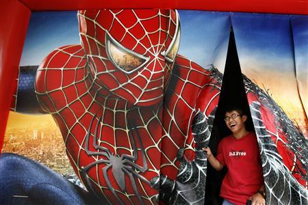 Spider-Man 3opening