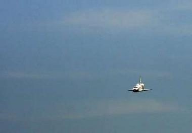 Space Shuttlelanding