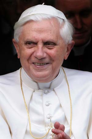 Pope Benedict the Horrible