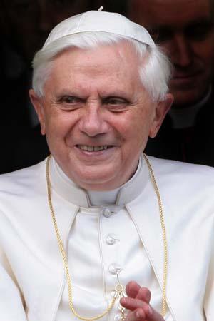 Pope BenedictXVI