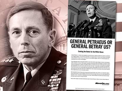 MoveOn.org's Petraeus advertisement