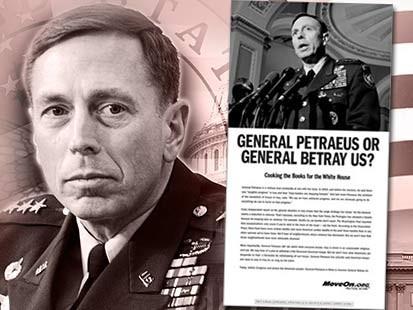 MoveOn.org's Petraeusadvertisement