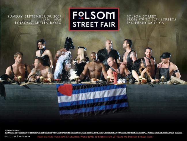 Folsom Street Fair Ad