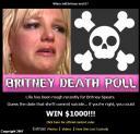 WKQI-FM 95.5 Detroit's Britney Suicide Watch