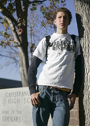Chad Farnan, Capo Valley Highsophomore