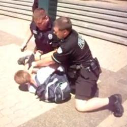 Student arrest Sinclair